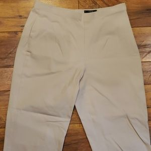 Eddie Bauer Stretch Side Zip Pants Size 10 Petite